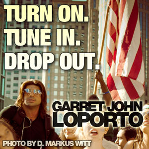 Turn on. Tune in. Drop Out.